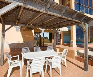 Flat   Calpe 6 persons - private pool p1