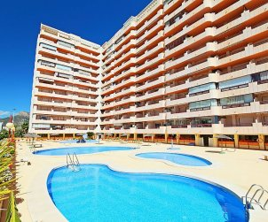 Flat   Calpe 4 persons - comunal pool p1