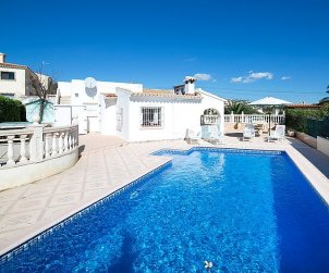 House   Calpe 7 persons - private pool p0
