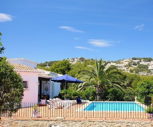 House   Moraira 10 persons - private pool p0