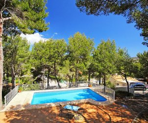 House   Moraira 6 persons - private pool p2
