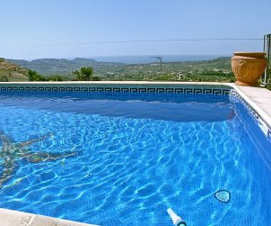 House   Moraira 2 persons - private pool p0
