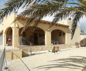 House   Moraira 2 persons - private pool p2