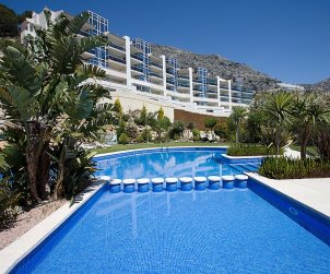Flat   Altea 6 persons - comunal pool p0