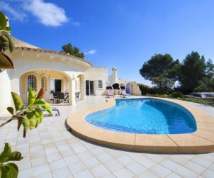 House   Altea 4 persons - private pool p1