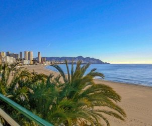 Flat   Benidorm 6 persons - panoramic sea view p2