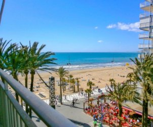 Flat   Benidorm 6 persons - panoramic sea view p0