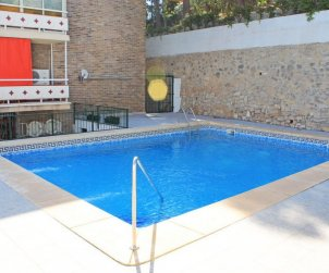 Flat   Benidorm 4 persons - comunal pool p2