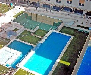 Flat   Benidorm 4 persons - comunal pool p1