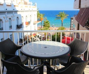 Flat   Benidorm 4 persons - panoramic to the sea p0