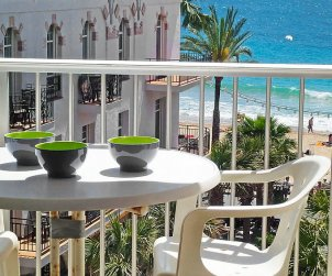 Flat   Benidorm 4 persons - panoramic to the sea p1