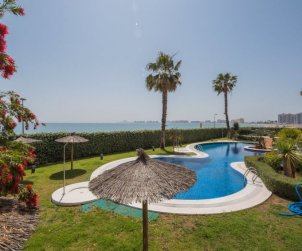 Flat   La Manga del Mar Menor 4 persons - comunal pool p2