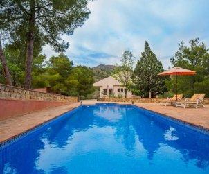House   Totana 7 persons - private pool p0