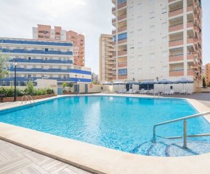 Flat   Oropesa del Mar 9 persons - comunal pool p0