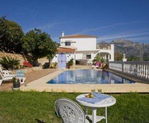 House   Callosa d´En Sarria - Confrides 8 persons - private pool p1