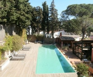 House   Llafranc 10 persons - private pool p0