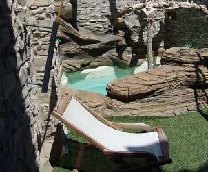 House   Pallerols 8 persons - private pool p0