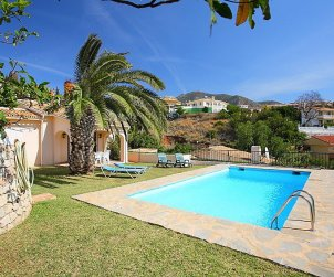 House   Fuengirola 6 persons - private pool p0