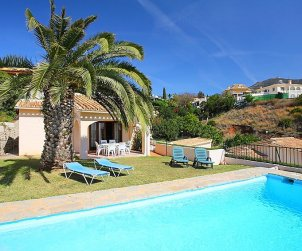 House   Fuengirola 6 persons - private pool p1