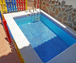 House   Fuengirola 8 persons - private pool p0
