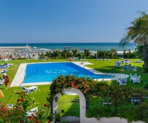 Flat   Marbella 2 persons - comunal pool p0
