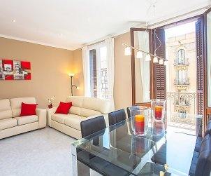 Flat   Barcelone 5 persons - dishwaher p0