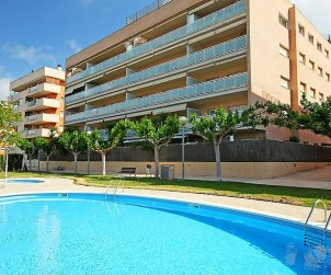 Flat   Salou 8 persons - comunal pool p0