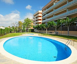 Flat   Salou 8 persons - comunal pool p1