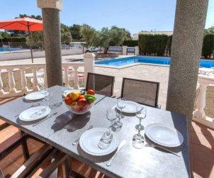 House   Ametlla de Mar 9 persons - private pool p1