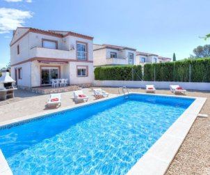 House   Ametlla de Mar 12 persons - private pool p0