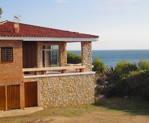 House   Ametlla de Mar 8 persons - panoramic to the sea p1