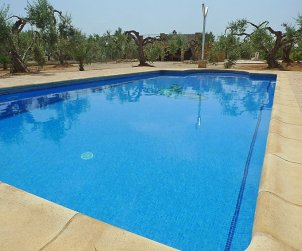 House   L'Ampolla 8 persons - private pool p2