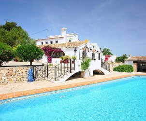House   Benissa 10 persons - private pool p0