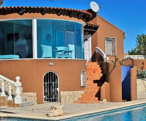 House   Moraira 6 persons - private pool p1