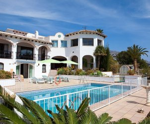 House   Altea 10 persons - private pool p0