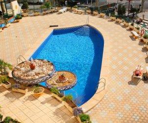 Flat   Benidorm 6 persons - comunal pool p2
