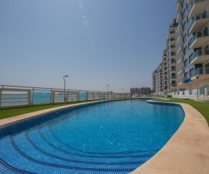 Flat   La Manga del Mar Menor 4 persons - comunal pool p1
