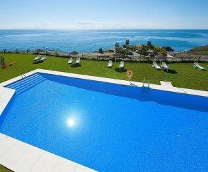 Flat   Torrox Costa 2 persons - comunal pool p1