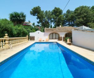 House   Javea 4 persons - private pool p0