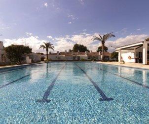House   Deltebre  -  Riumar 6 persons - comunal pool p1
