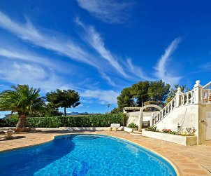 House   Moraira 8 persons - private pool p2