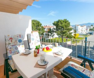Flat   Empuriabrava 5 persons - comunal pool p0