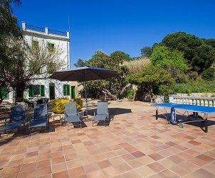 House   Arenys de Munt 11 persons - panoramic to the sea p1
