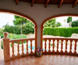 House   Denia 4 persons - private pool p1