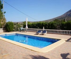 House   Denia 2 persons - private pool p0