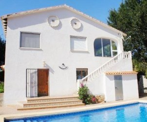 House   Denia 2 persons - private pool p2