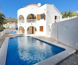 House   Alcoceber 6 persons - private pool p0