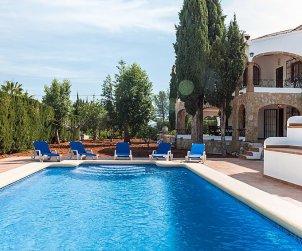 Villa   Javea 8 persons - private pool p1