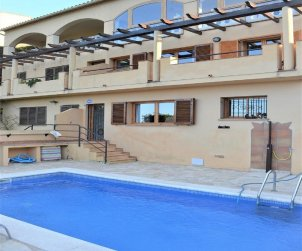 House   Begur 6 persons - private pool and sea view p1