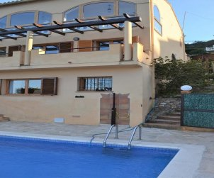 House   Begur 6 persons - private pool and sea view p2